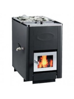 Polar Wood Burning Sauna Stove Karhu 18 ES PK
