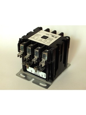 Contactor: 50 Amps, 4-POLE for CB 7-3 (Photo maybe different from Actual Part)