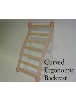 Curved Ergonmic Backrest
