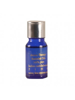 Indian Sandalwood Aromatherapy Essential Oil 10ml