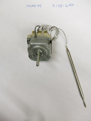 Thermostat / High Limit: OLHL-1 for PD Sauna Heaters (Photo maybe different from Actual Part)