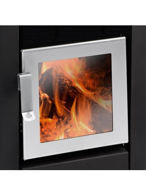 Glass Door for Polar Wood Burning Stoves