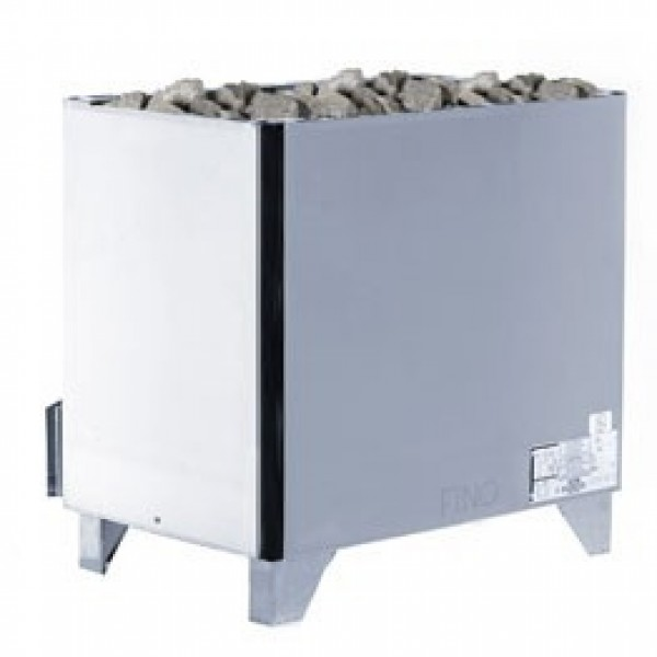 12 KW Commercial All Stainless Steel Heater With Huge Rock Capacity