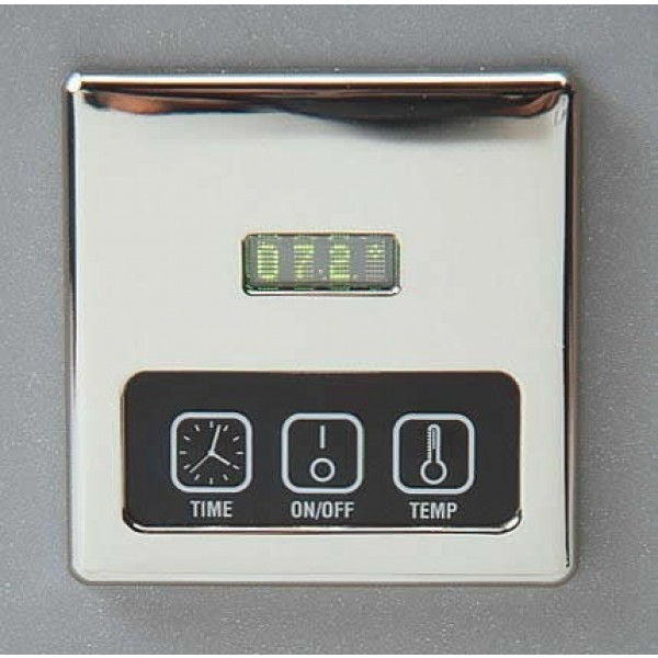 FINO Chrome D60 Digital Sauna Control