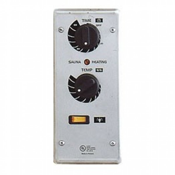 PSC-60 thermostat, light switch and indicator light. (Recommended for Commercial Use)