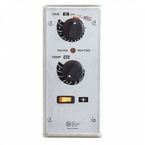PSC-9 (9 hour delay with 1 hour operating timer), thermostat, light switch and indicator light. (Most Recommended)